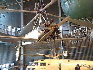 Musée de l'air et de l'espace - Cierva C.8 Autogiro