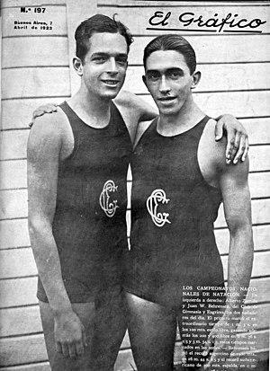 Juan Behrensen - Behrensen and Alberto Zorrilla