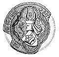 Albrekt av Mecklenburgs kungliga sigill 2.jpg