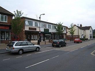 Albrighton, Bridgnorth - Shops on Albrighton High St