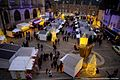Alençon - Le Place de la Magdeleine - le Marché de Noël.jpg