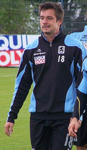 Alexander Ludwig (footballer) - Image: Alexander Ludwig 1860 2009