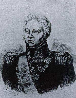 Balthazar Alexis Henri Schauenburg - Image: Alexandre Balthazar Henri Antoine De Schauenbourg
