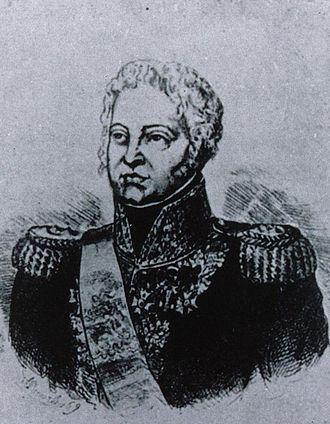 Battle of Kaiserslautern - Alexis de Schauenburg
