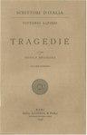 Alfieri, Vittorio – Tragedie, Vol. II, 1946 – BEIC 1727862.pdf
