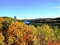 Algonquin Provincial Park- Fall Colour-View from Visitor Centre –Ontario.jpg