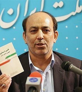 Ali Shakouri-Rad Iranian politician