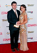 Alice Lighthouse and date at AVN Awards 2016 (26672079545).jpg