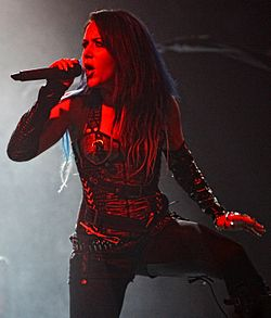 Alissa White-Gluz with Kamelot.jpg