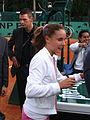 Alizé Cornet, Roland Garros 2005 (4280200772).jpg