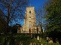 All Saints church, Benhilton, SUTTON, Surrey, Greater London (4) - Flickr - tonymonblat.jpg