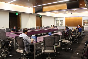 All Work and No Pay edit-a-thon with Smithsonian National Museum of American History 8900.jpg
