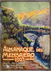Almanaque del Mensajero para 1921