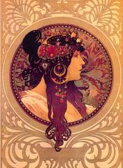 Byzantine Heads: Brunette