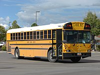 Alpine School District school bus.JPG