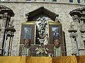 Altar de los Santos Juanes de la Fiesta de San Vicente Ferrer 02.jpg