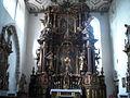 Altar der Karmeliten Klosterkirche Bad Neustadt an der Saale.jpg