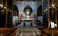Altar of Church of St. Alphonsus Liguori, Rome.jpg