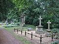 Alte Grabsteine Hauptfriedhof Frankfurt 2005.jpg