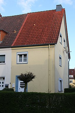 Althoffstraße in Münster