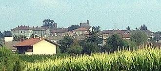 Alzate Brianza - Image: Alzate Brianza vista crop