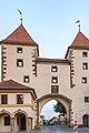Amberg, Stadtbefestigung, Hinter der Mauer 25, Nabburger Tor 20170908 004.jpg