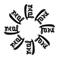 Ambigram Real Fake - wheel.png
