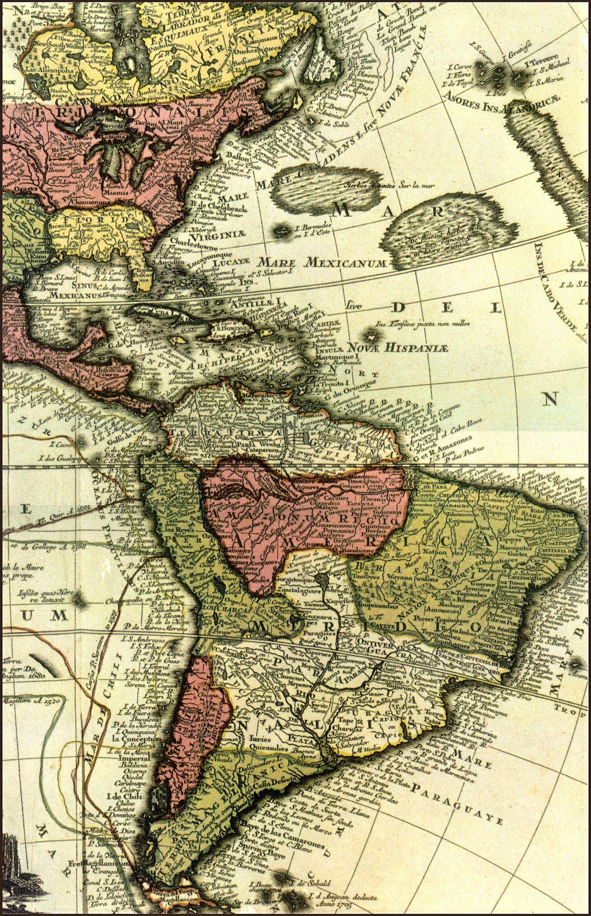 イギリスによるアメリカ大陸の植民地化 - Wikipedia