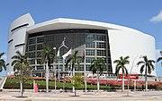 American Airlines Arena, Miami, FL, jjron 29.03.2012