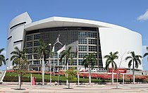 American Airlines Arena, Miami, FL, jjron 29.03.2012.jpg