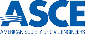 American Society of Civil Engineers - Image: American Society of Civil Engineers logo 2009 present