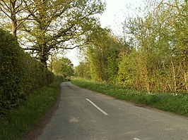 An un-named road at Horne's Green - geograph.org.uk - 800783.jpg