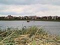 An unusual boating lake. - geograph.org.uk - 533147.jpg