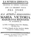 Andrea Bernasconi - La Betulia liberata - italian titlepage of the libretto - Baden 1762.png