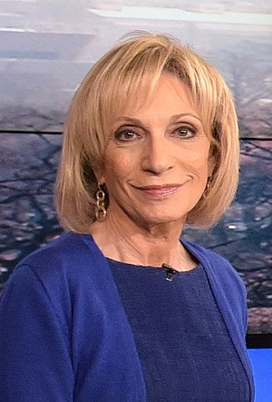 Andrea Mitchell - Mitchell in 2015