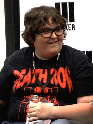 Andy Milonakis - Milonakis at the 2012 VidCon at the Anaheim Convention Center in Anaheim, California.