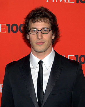 Rapture's Delight - Andy Samberg made a guest appearance on the episode, providing the voices of Ricky the Raptor and the Anti-Christ.