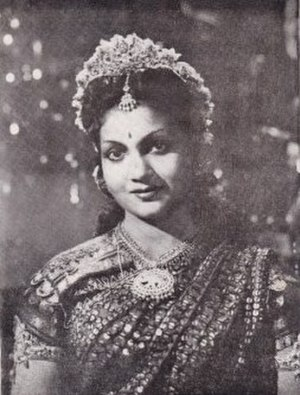 Anjali Devi - Anjali Devi in 1949