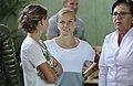 Anna und Lisa Hahner bei der Olympia-Einkleidung Hannover 2016 (Martin Rulsch) 01.jpg