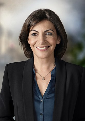French presidential election, 2022 - Image: Anne Hidalgo, février 2014