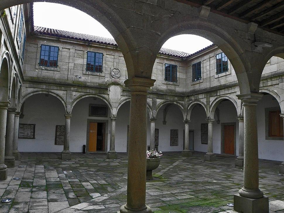 Antigo Hospital de San Roque, Santiago de Compostela (4471289592)