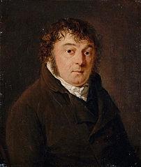 Portrait d'Antoine Peccot, commissaire près de la monnaie de Nantes