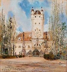 Greillenstein Castle