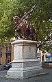 Antonin Mercié -Monument équestre de Jeanne d'Arc 1922 - Toulouse - fondeur Barbedienne.jpg