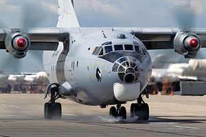 Antonov An-12BK, Russia - Air Force AN2163647.jpg