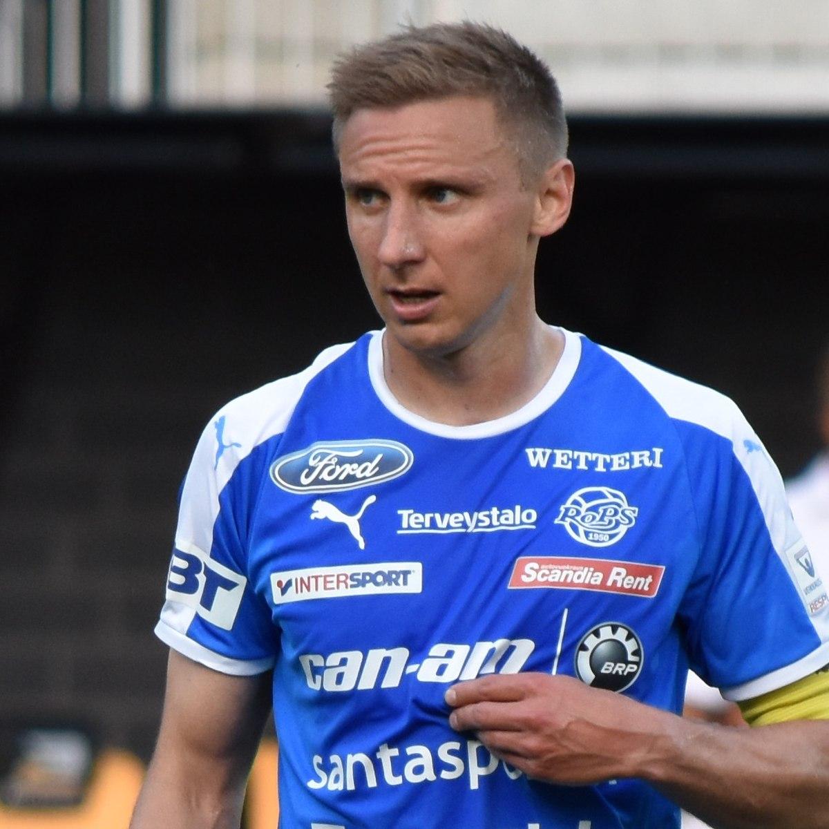 Antti Sahlström Ikä