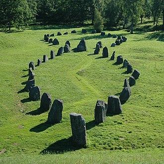 Anundshög - Image: Anundshög, Västerås 1002