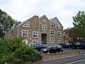 Apartment Block, Church Street, Oughtibridge - geograph.org.uk - 1294744.jpg