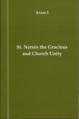 Aram A - St Nerses the Gracious and Church Unity.png