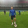 Araz abdullayev azeri footballer.jpg